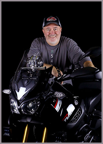 Kevin Morris MCrider motorcycle classes