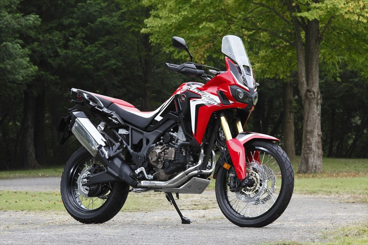 The Africa Twin Is Also One Of Few To Offer A DCT Automatic Transmission If That Your Preference Before You Snob At Read ADV Moto