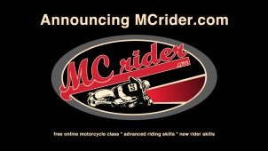 Why I started MCrider – Episode 1