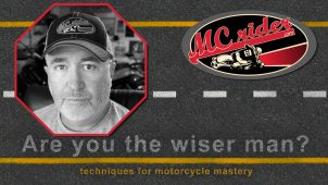 What can you learn from my motorcycle crash? Episode 23 – MCrider