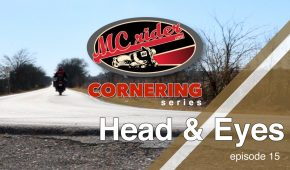 Motorcycle Cornering Series (Head & Eyes) – Episode 15