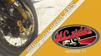 Why your motorcycle needs ABS – Episode 11