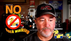 Ride a motorcycle with control at slow speeds – Episode 35 MCrider