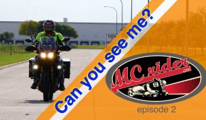 Can you see me now? Motorcycle visibility – Episode 2