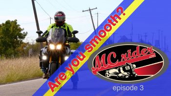 Motorcycle throttle and brake control – Episode 3