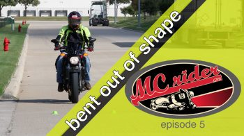 Don't get bent out of shape stopping your motorcycle – Episode 5